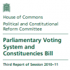 Lewis Baston: Evidence for Parliamentary Voting Systems and Constituencies Bill