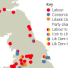 The UK's New Political Map? The Democratic Audit model at the Guardian